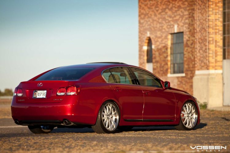 Lexus-GS wallpaper