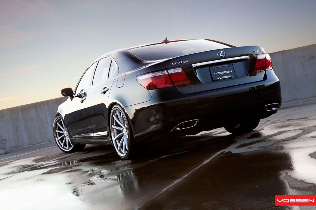Lexus-LS wallpaper