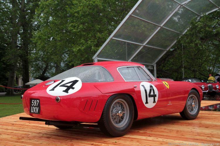 Race Car Classic Vehicle Racing Ferrari Italy wallpaper