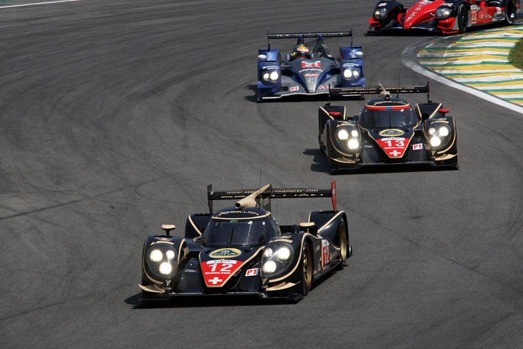 Race Car Classic Vehicle Racing Le-Mans LMP1  wallpaper
