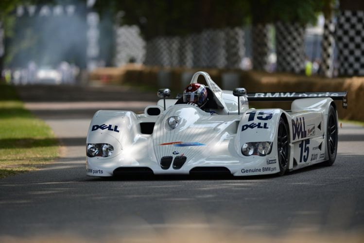 Race Car Classic Vehicle Racing BMW Germany Le-Mans LMP1 (1) wallpaper