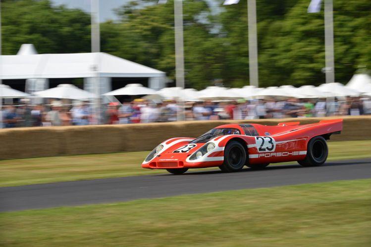 Race Car Classic Vehicle Racing Porsche Germany Le-Mans LMP1 (5) wallpaper