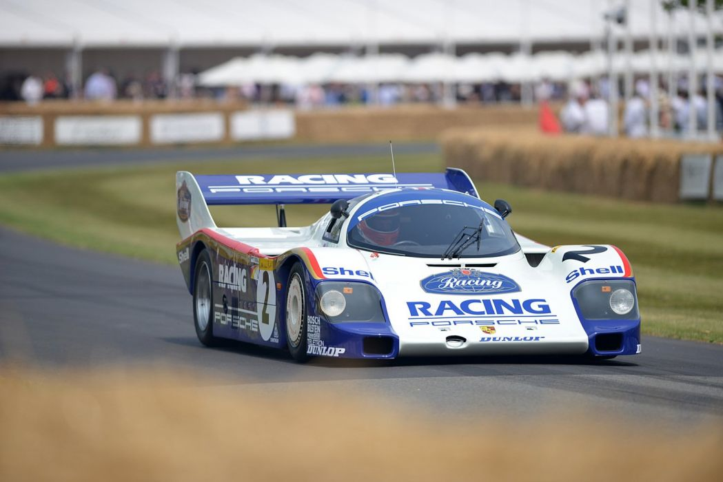 Race Car Classic Vehicle Racing Porsche Germany Le-Mans LMP1 (6) wallpaper