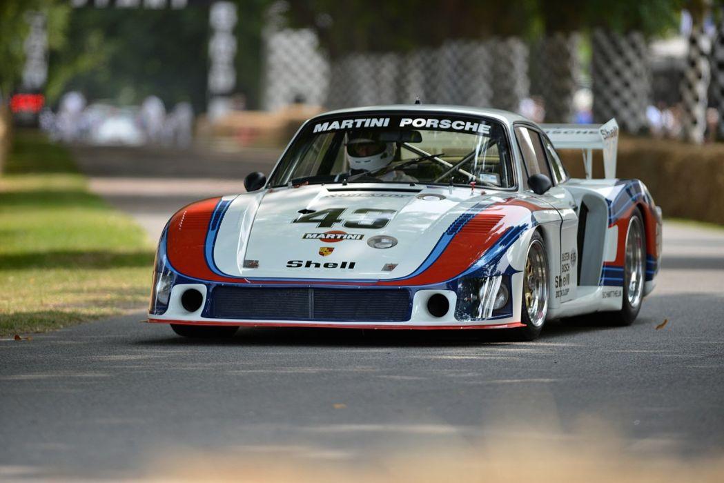 Race Car Classic Vehicle Racing Porsche Germany Le Mans