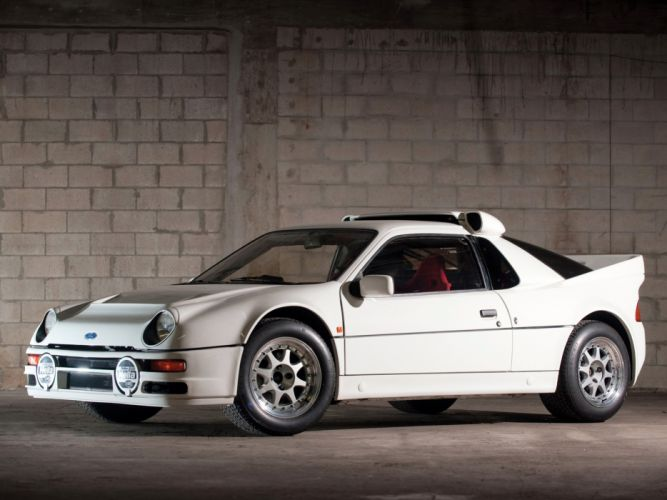 1985 Ford RS200 Evolution Car Vehicle Classic Sport 4000x3000 (2) wallpaper