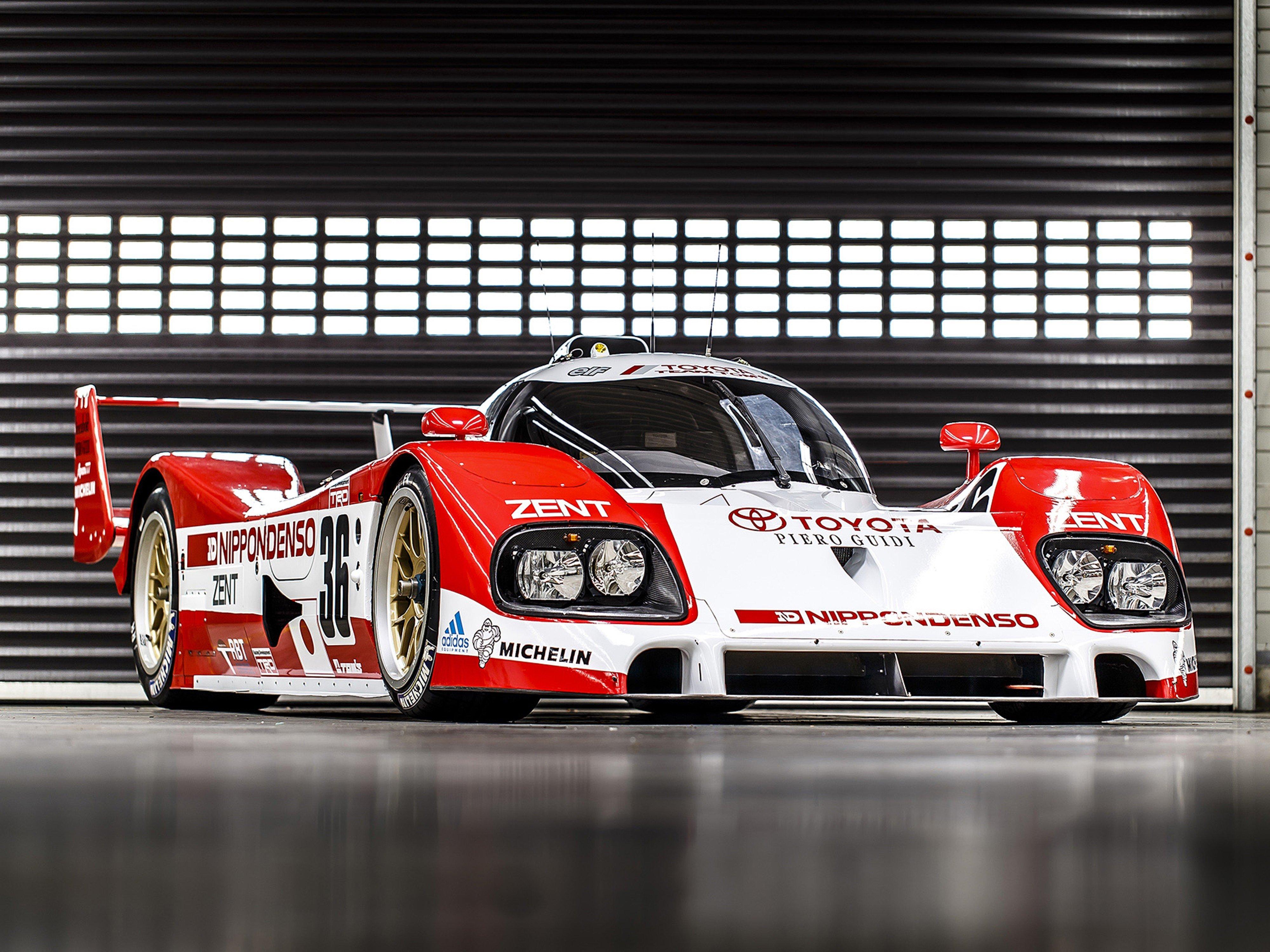 1993 Toyota Ts010 Race Car Classic Vehicle Racing Le Mans