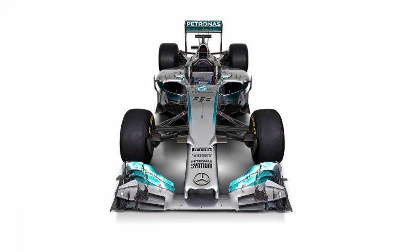 2014 Formula-1 Mercedes-Benz AMG W05 Race Germany Car Racing Vehicle 4000x2500 (1) wallpaper