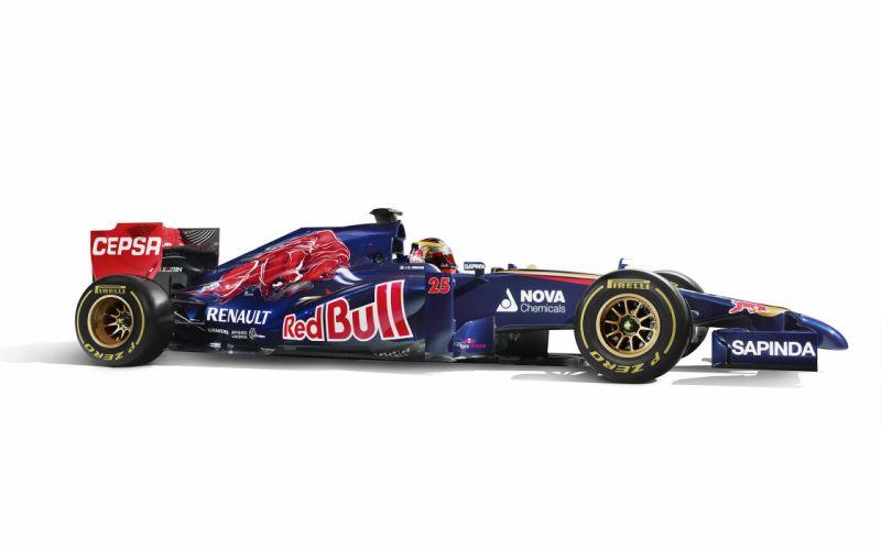 2014 Formula-1 Toro-Rosso STR9 Race Car Racing Vehicle 4000x2500 (3) wallpaper