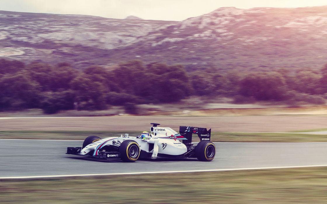 2014 Formula-1 Williams FW36 Race Car Racing Vehicle 4000x2500 (3) wallpaper