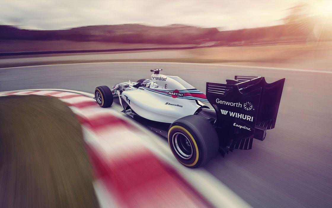 2014 Formula-1 Williams FW36 Race Car Racing Vehicle 4000x2500 (4) wallpaper