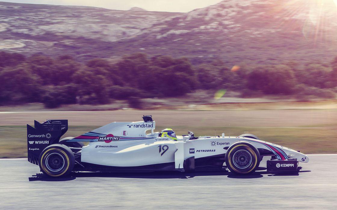 2014 Formula-1 Williams FW36 Race Car Racing Vehicle 4000x2500 (5) wallpaper
