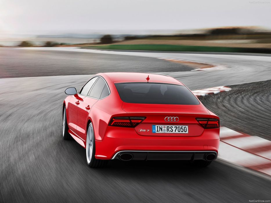 Audi RS7 Sportback 2015 Car Vehicle Germany Sport Supercar Wallpaper 4000x3000 (4) wallpaper