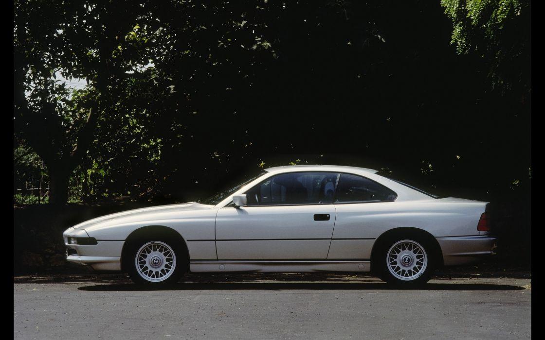 1988 1999 BMW-8-Series 850i Car Vehicle Classic Sport Supercar Germany 4000x2500 (1) wallpaper