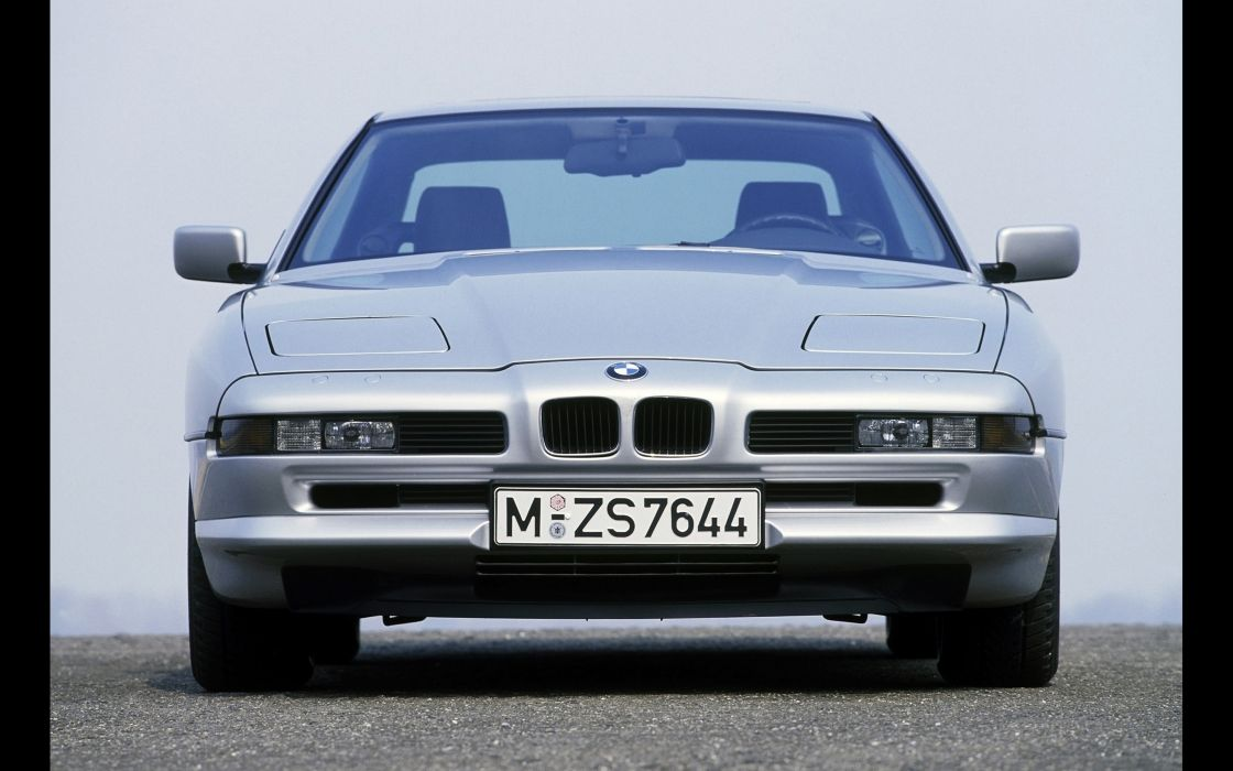 1988 1999 BMW-8-Series 850i Car Vehicle Classic Sport Supercar Germany 4000x2500 (13) wallpaper