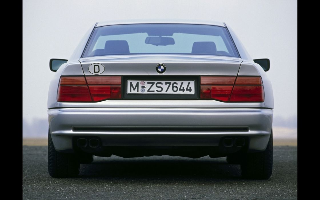 1988 1999 BMW-8-Series 850i Car Vehicle Classic Sport Supercar Germany 4000x2500 (14) wallpaper