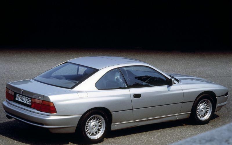 1988 1999 BMW-8-Series 850i Car Vehicle Classic Sport Supercar Germany 4000x2500 (15) wallpaper