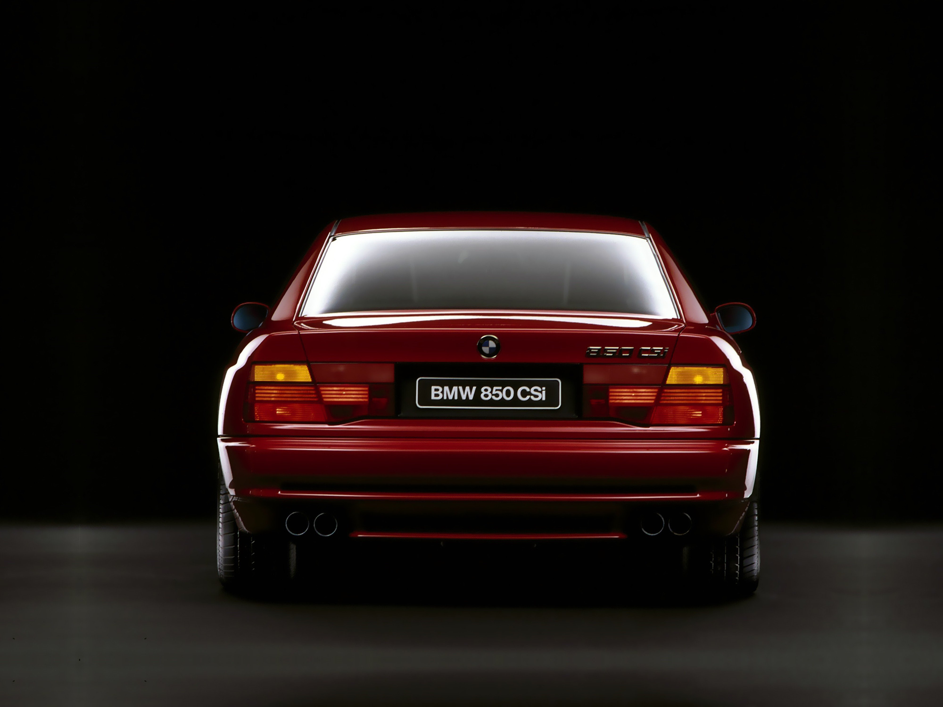 1992 Bmw 850 Csi Car Vehicle Classic Sport Supercar