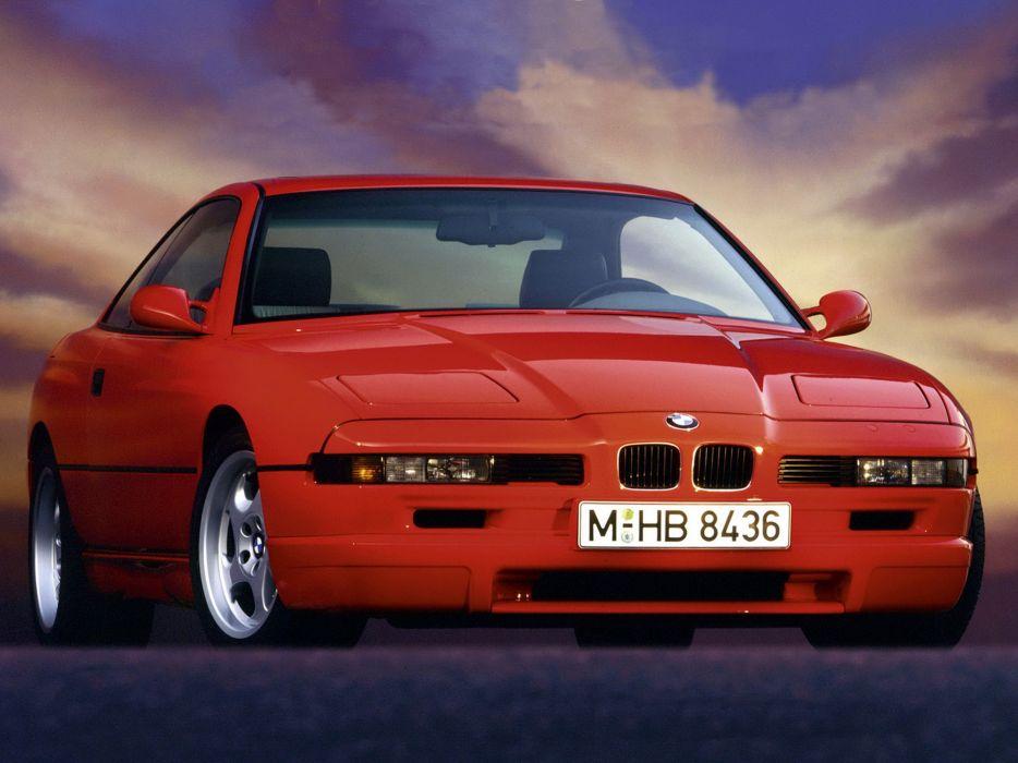 1992 BMW 850 CSi Car Vehicle Classic Sport Supercar Germany 4000x3000 (2) wallpaper