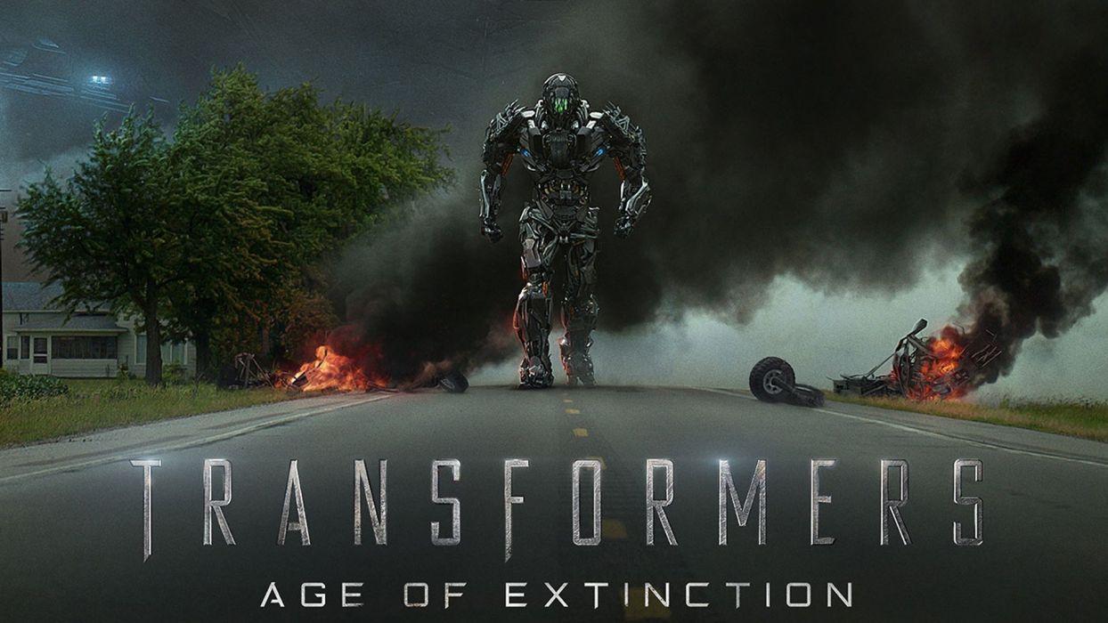 TRANSFORMERS AGE EXTINCTION action adventure sci-fi mecha (45) wallpaper