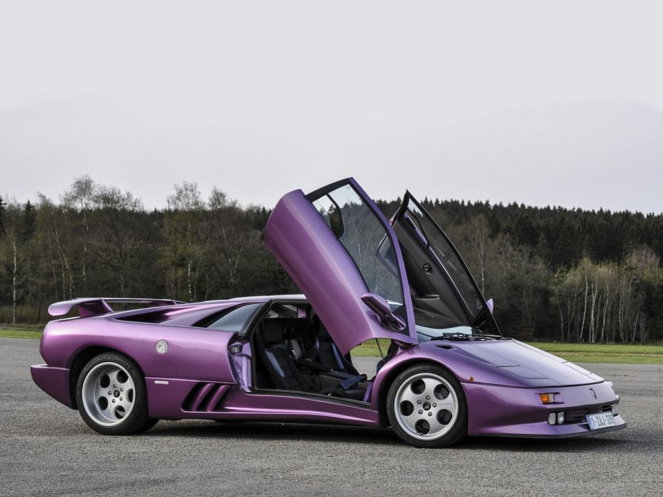 1994 Lamborghini Diablo SE30 Car Vehicle Classic Sport Supercar Italy 4000x3000 (3) wallpaper