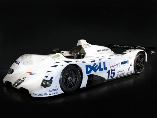 1999 BMW V12-LMR Race Car Classic Vehicle Racing Spercar Germany Le-Mans LMP1 4000x3000 (2) wallpaper