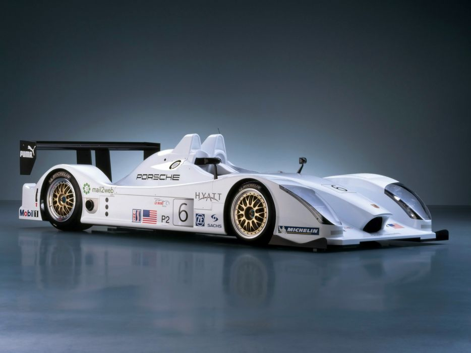 2006 Race Car Classic Vehicle Racing Porsche Germany Le-Mans LMP1 LMP2 RS-Spyder 4000x3000 (1) wallpaper