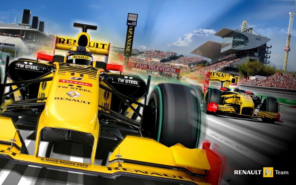 2010 Formula-1 Renault R30 Race Car Racing Vehicle 4000x2500 (3) wallpaper