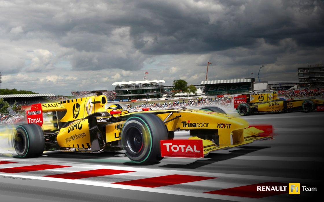 2010 Formula-1 Renault R30 Race Car Racing Vehicle 4000x2500 (6) wallpaper