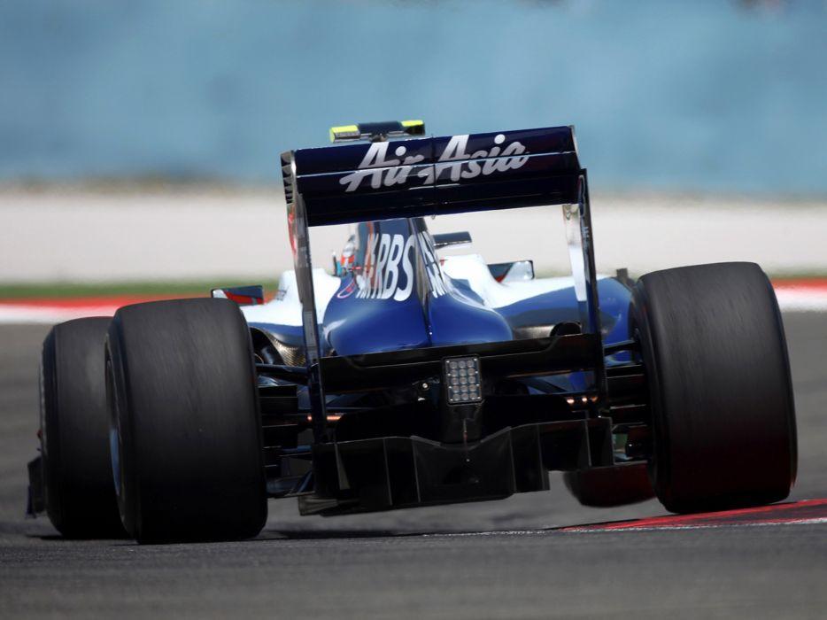 2010 Formula-1 Williams FW32 Race Car Racing Vehicle 4000x3000 (1) wallpaper