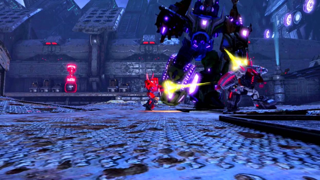 TRANSFORMERS DARK SPARK strategy rpg shooter age extinction action mecha rise (5) wallpaper