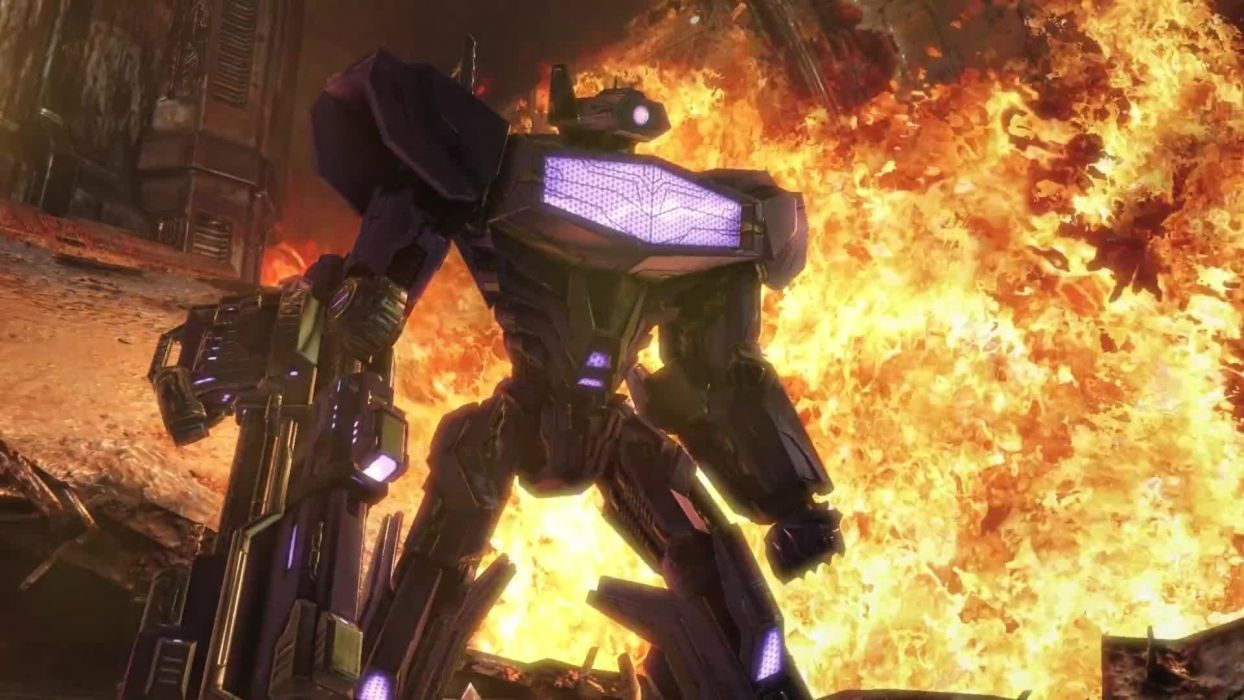 TRANSFORMERS DARK SPARK strategy rpg shooter age extinction action mecha rise (6) wallpaper