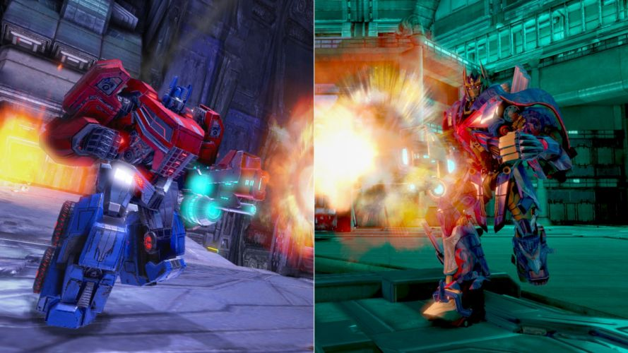 TRANSFORMERS DARK SPARK strategy rpg shooter age extinction action mecha rise (13) wallpaper