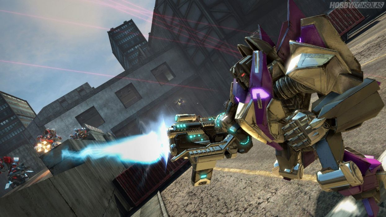 TRANSFORMERS DARK SPARK strategy rpg shooter age extinction action mecha rise (39) wallpaper