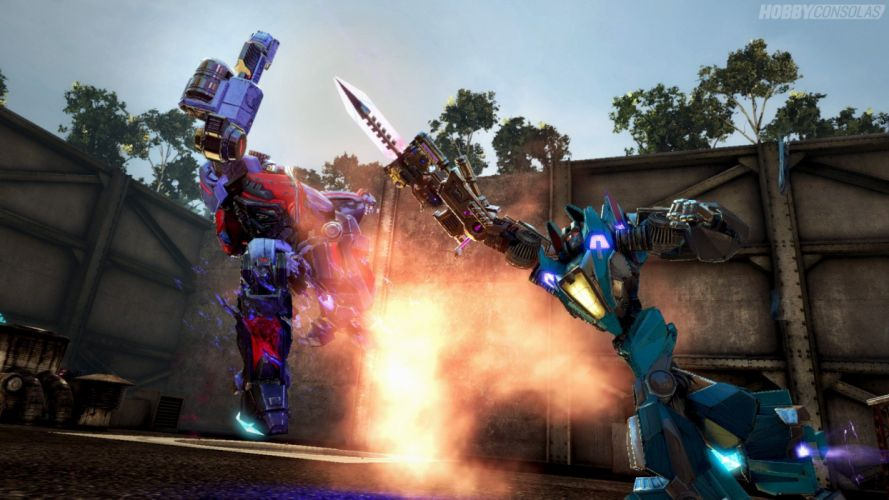 TRANSFORMERS DARK SPARK strategy rpg shooter age extinction action mecha rise (40) wallpaper