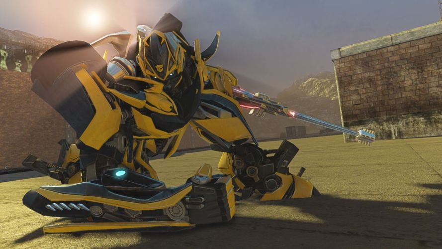 TRANSFORMERS DARK SPARK strategy rpg shooter age extinction action mecha rise (45) wallpaper