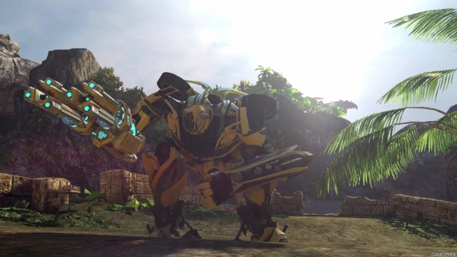 TRANSFORMERS DARK SPARK strategy rpg shooter age extinction action mecha rise (59) wallpaper