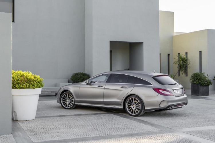 Mercedes-CLS-2014-liftface wallpaper