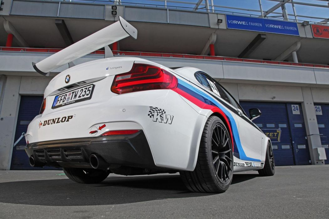 2014-Tuningwerk-BMW-M235i-RS wallpaper
