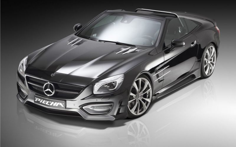 2014-Piecha-Design-Mercedes-SL-R231-Avalange-GTR wallpaper