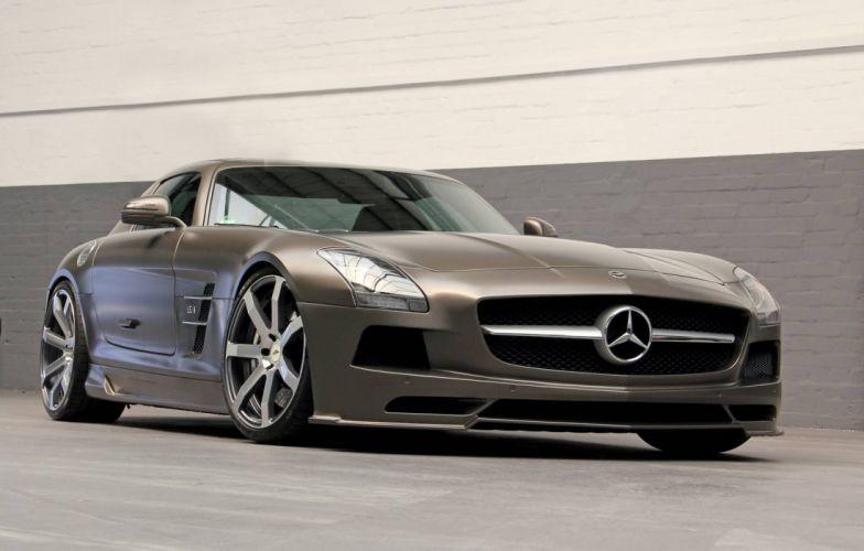 2014-DD-Customs-Mercedes-SLS-AMG wallpaper