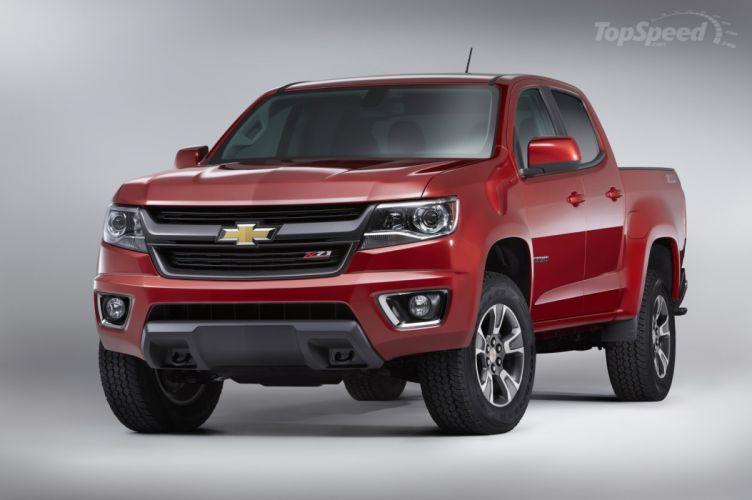 2014-Chevrolet-Colorado wallpaper
