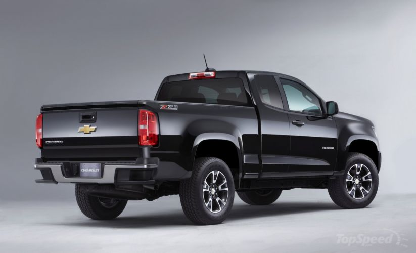 2014-Chevrolet-Colorado wallpaper