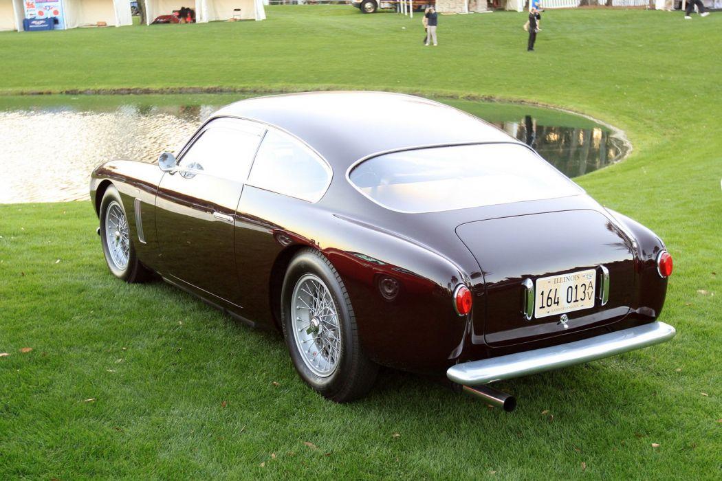1955 Maserati A6G 2000 Car Vehicle Classic Retro Sport Supercar Italy (3) wallpaper