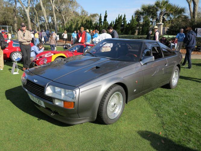 1986 Aston-Martin V8-Vantage Zagato CoupA wallpaper