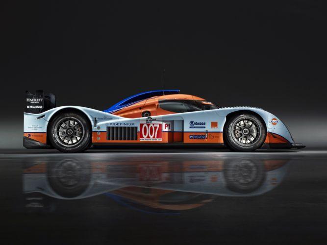 2009 Aston-Martin LMP1 Race Car Classic Vehicle Racing Gulf England Le-Mans 4000x3000 (6) wallpaper