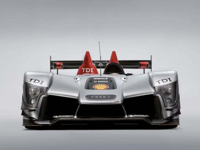 2009 Audi R15 TDI Race Car Classic Vehicle Racing Germany Le-Mans 4000x3000 (1) wallpaper