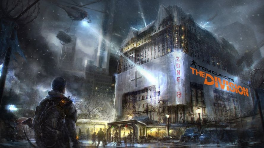 TOM CLANCYS DIVISION tactical shooter action rpg military online (15) wallpaper