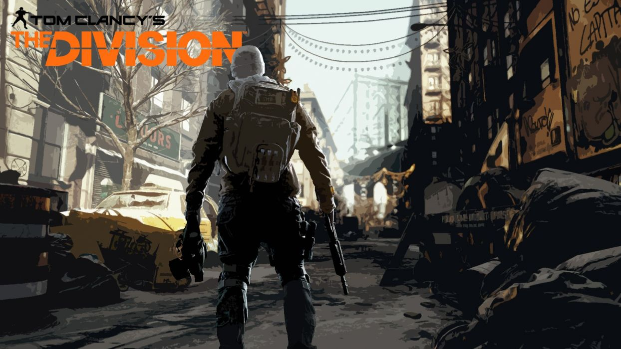 TOM CLANCYS DIVISION tactical shooter action rpg military online (19) wallpaper