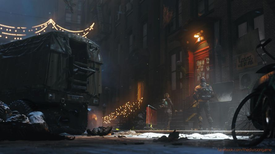 TOM CLANCYS DIVISION tactical shooter action rpg military online (27) wallpaper
