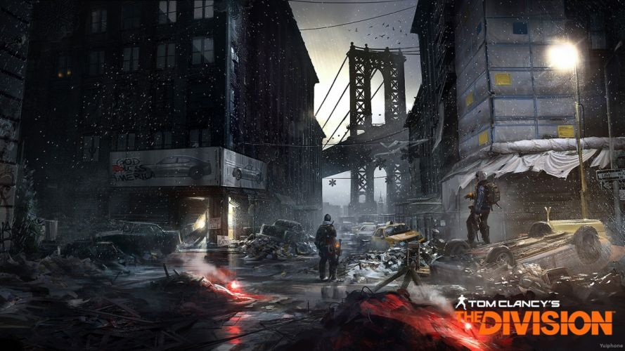 TOM CLANCYS DIVISION tactical shooter action rpg military online (28) wallpaper